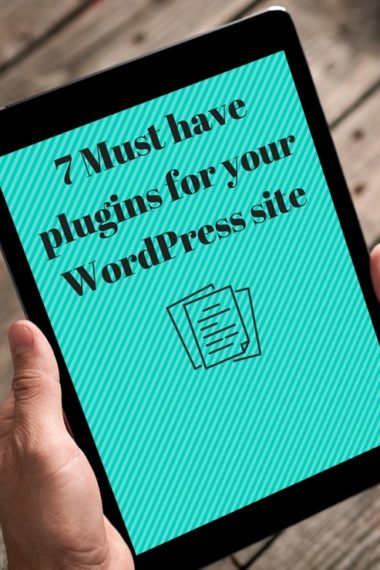must have plugins for your wordpress website