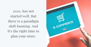 start e-commerce store