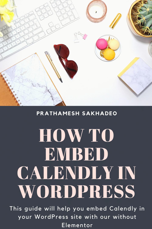 calendly elementor