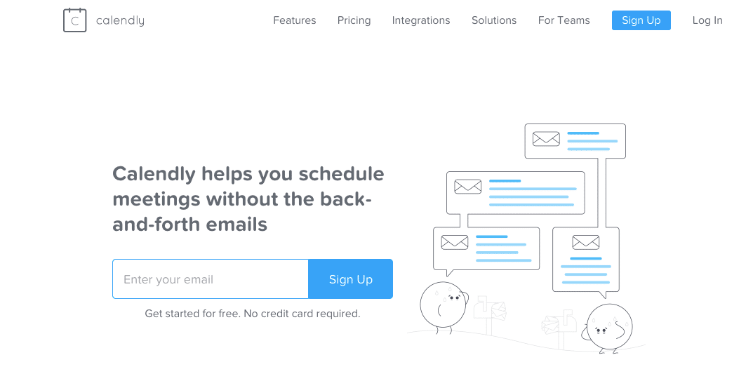 calendly signup