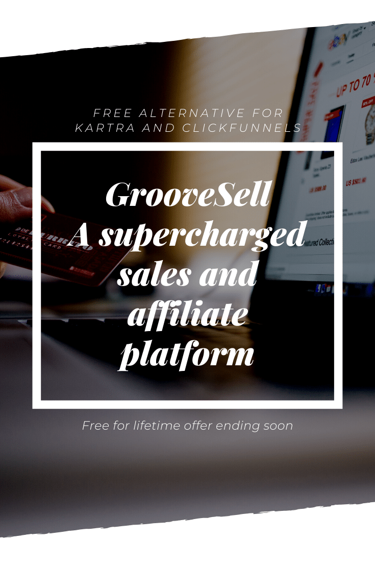 Groovesell available for free