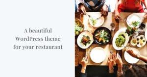 rosa 2 restaurant theme
