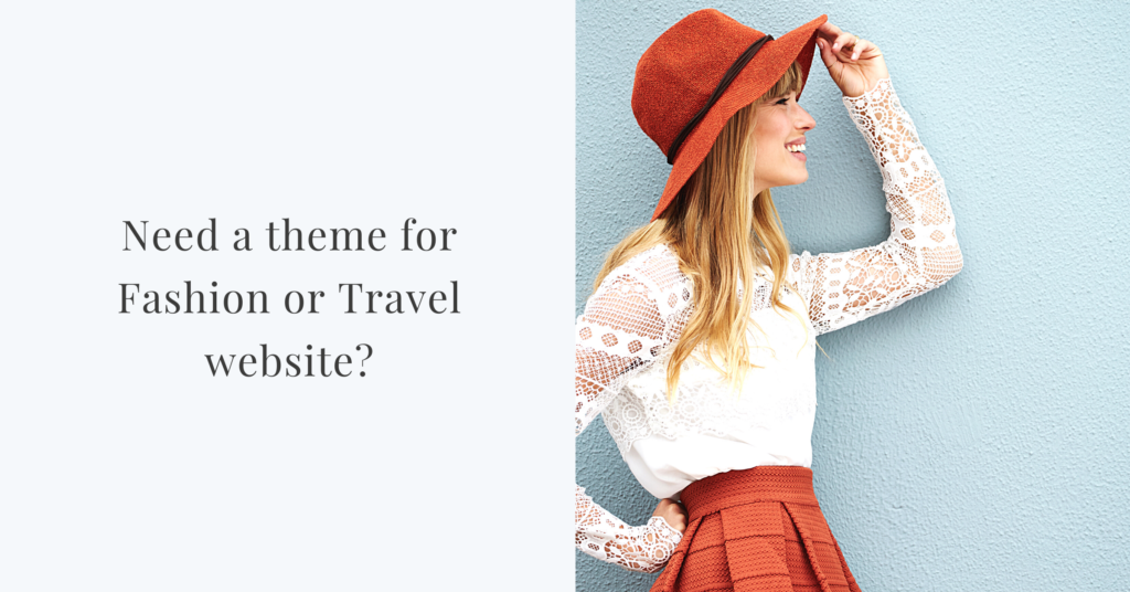 massive roundup of themes for fashion and travel industry