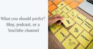 what content creation platform you should select